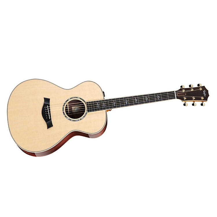 Taylor812e Rosewood/Spruce Grand Concert Acoustic-Electric Guitar