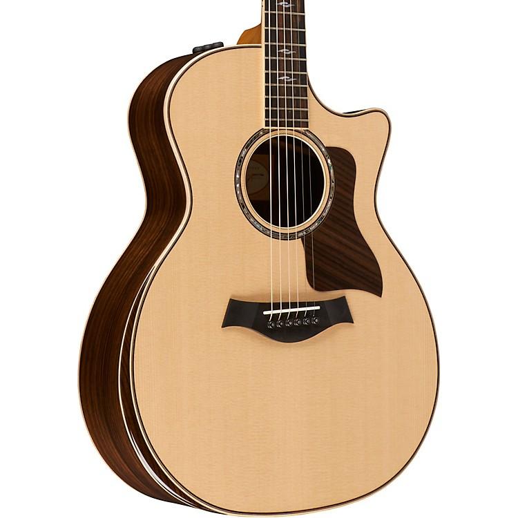 Taylor814ce DLX Grand Auditorium Acoustic-Electric GuitarNatural