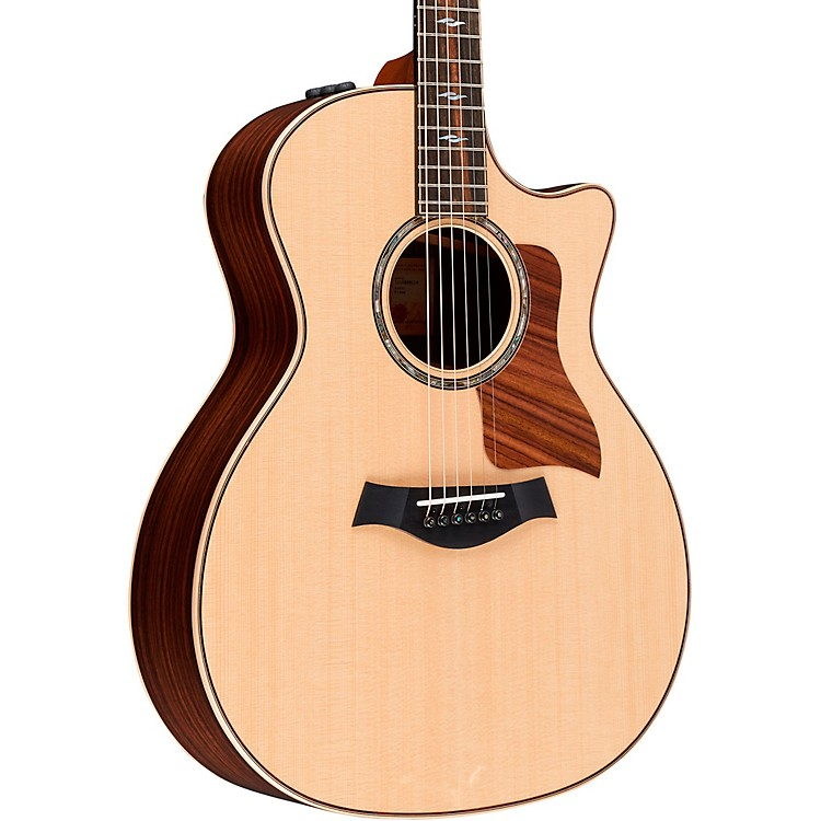 Taylor 814ce V-Class Grand Auditorium Acoustic-Electric Guitar Natural