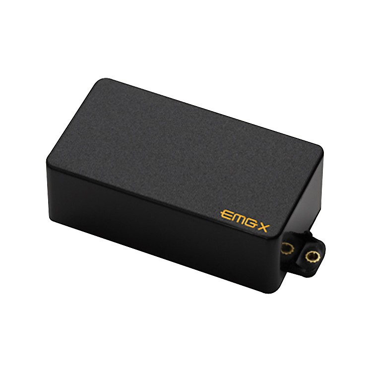 EMG 81TWX Dual-Mode Humbucker Guitar Pickup Black