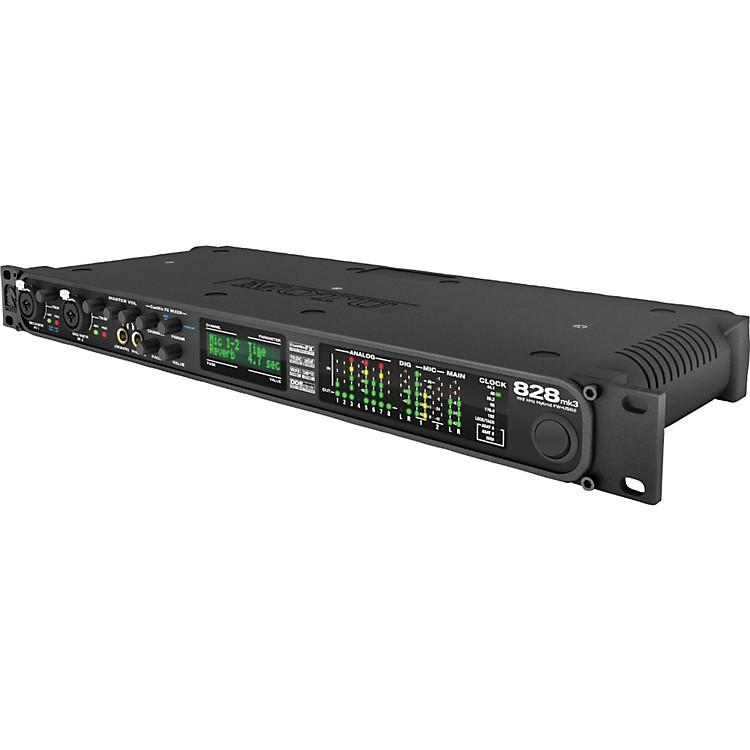 MOTU828mk3 Hybrid Firewire Audio Interface