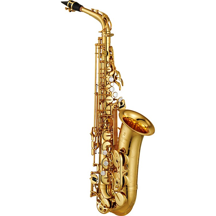 Yamaha 82Z Series Custom Alto Saxophone without High F#