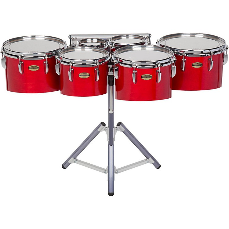Yamaha 8300 Series Field-Corps Marching Sextet 6, 8, 10, 12, 13, 14 in. Red Forest