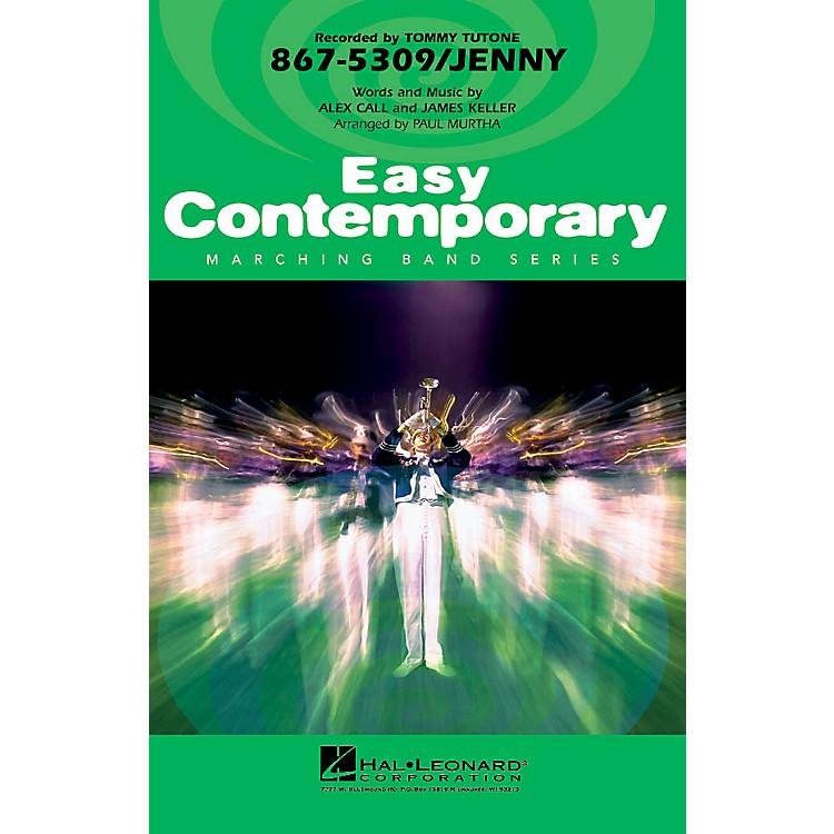 Hal Leonard867-5309/Jenny Marching Band Level 2-3 Arranged by Paul Murtha