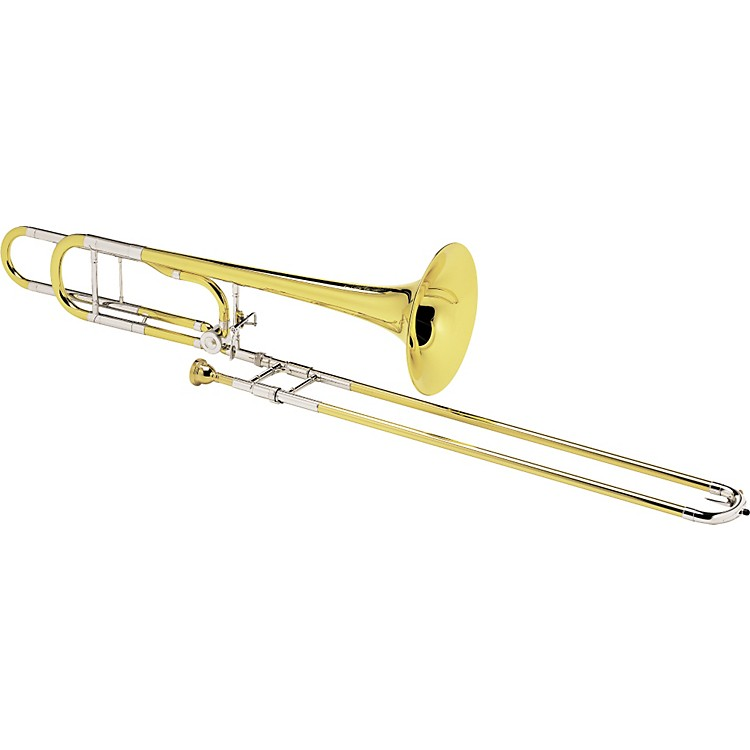 Conn 88HO Symphony Series F Attachment Trombone Lacquer Thin Rose Brass Bell