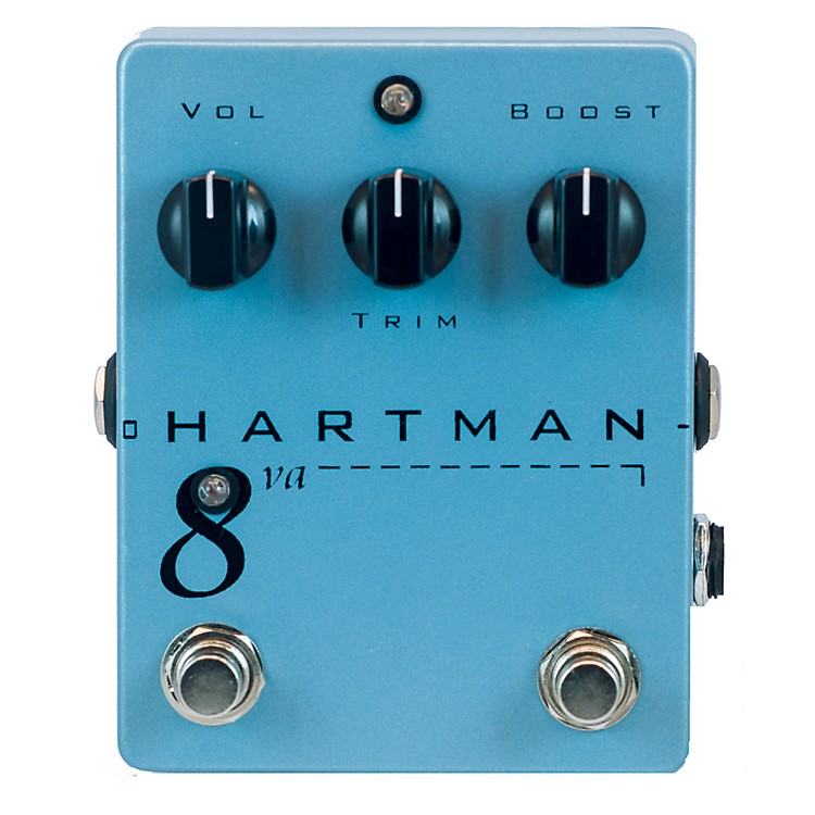 Hartman Electronics8va Octave Fuzz Guitar Effects Pedal