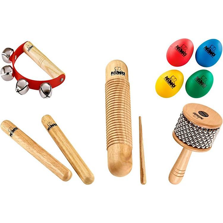 Nino9-Piece Mixed Small Percussion Set