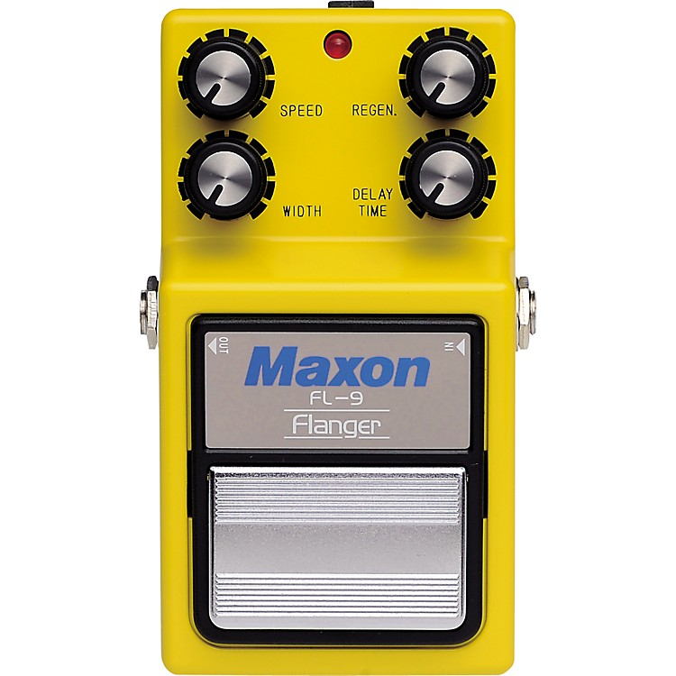 Maxon9-Series FL-9 Flanger Pedal