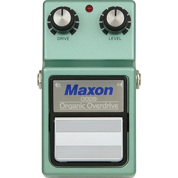 Maxon9-Series OOD-9 Organic Overdrive Pedal