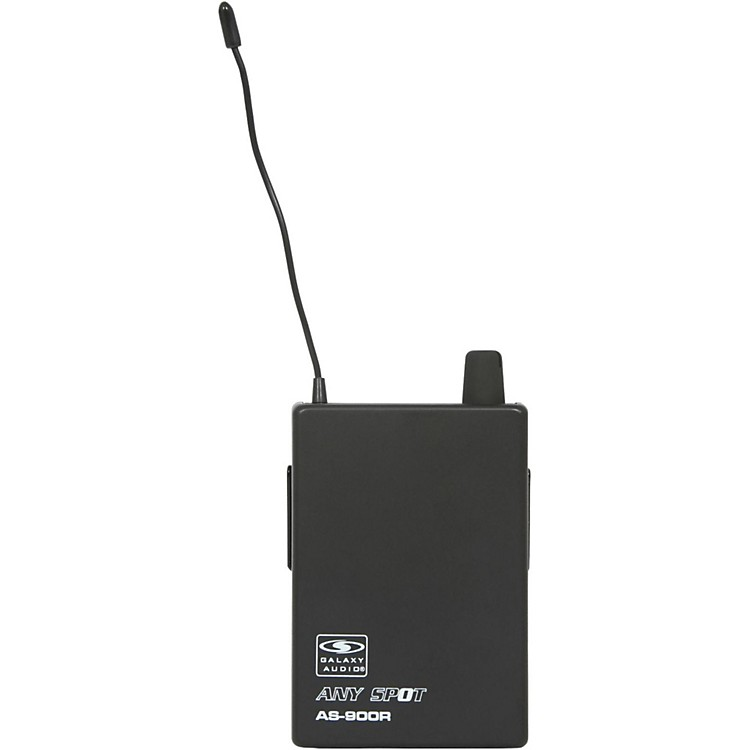 Galaxy Audio 900 SERIES Wireless In-Ear Monitor Receiver Frequency with EB3 Ear Buds Freq N4