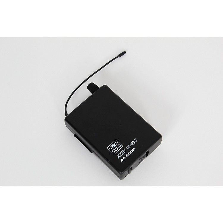 Galaxy Audio 900 SERIES Wireless In-Ear Monitor Receiver Frequency with EB3 Ear Buds Freq N2
