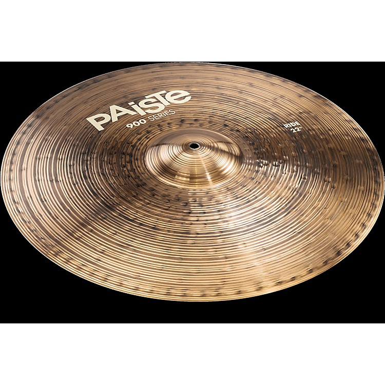 Paiste900 Series Ride Cymbal22 in.