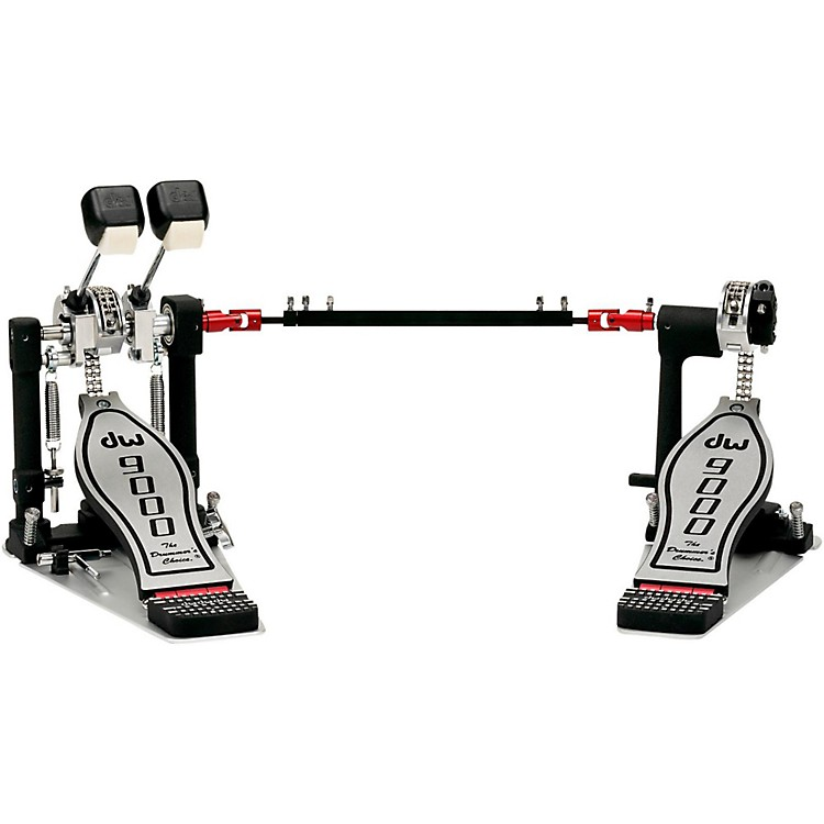 DW 9000 Series Double Bass Drum Pedal (Lefty Version)  888365894430