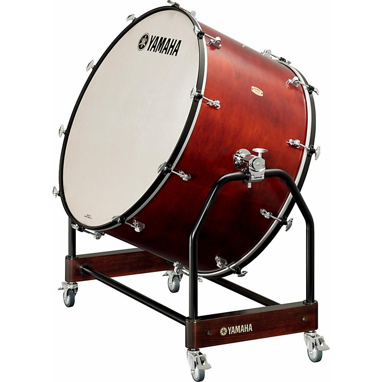 Yamaha9000 Series Intermediate Concert Bass Drum36 x 22 in.with BS-9036 Tiltable Stand and Cover