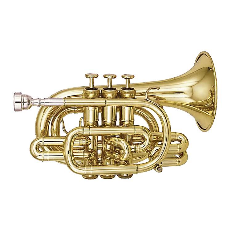 Kanstul905 Series Bb Pocket Trumpet905-2 Silver886830905629