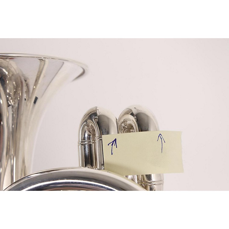 Kanstul 905 Series Bb Pocket Trumpet 905-2 Silver 886830905629