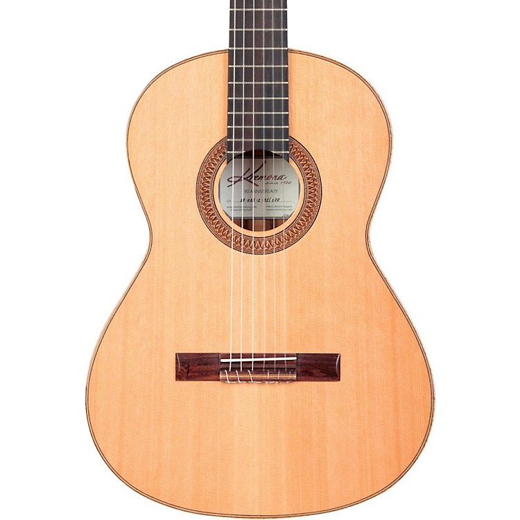 Kremona 90th Anniversary Nylon String Guitar Natural