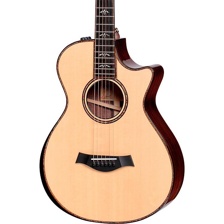 Taylor912ce V-Class 12-Fret Grand Concert Acoustic-Electric GuitarNatural