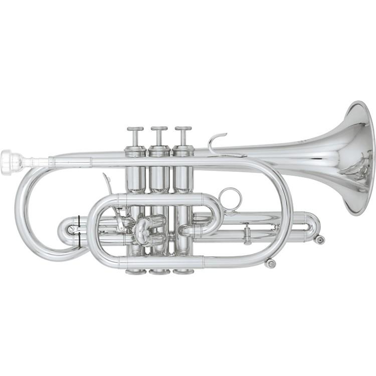 Kanstul930 Series Bb Cornet930-2 Silver