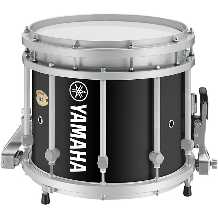 Yamaha9300 Series SFZ Marching Snare Drum13 x 11 in.Black Forest with Standard Hardware