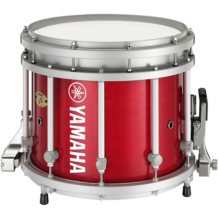 Yamaha9300 Series SFZ Marching Snare Drum13 x 11 in.Red Forest with Standard Hardware