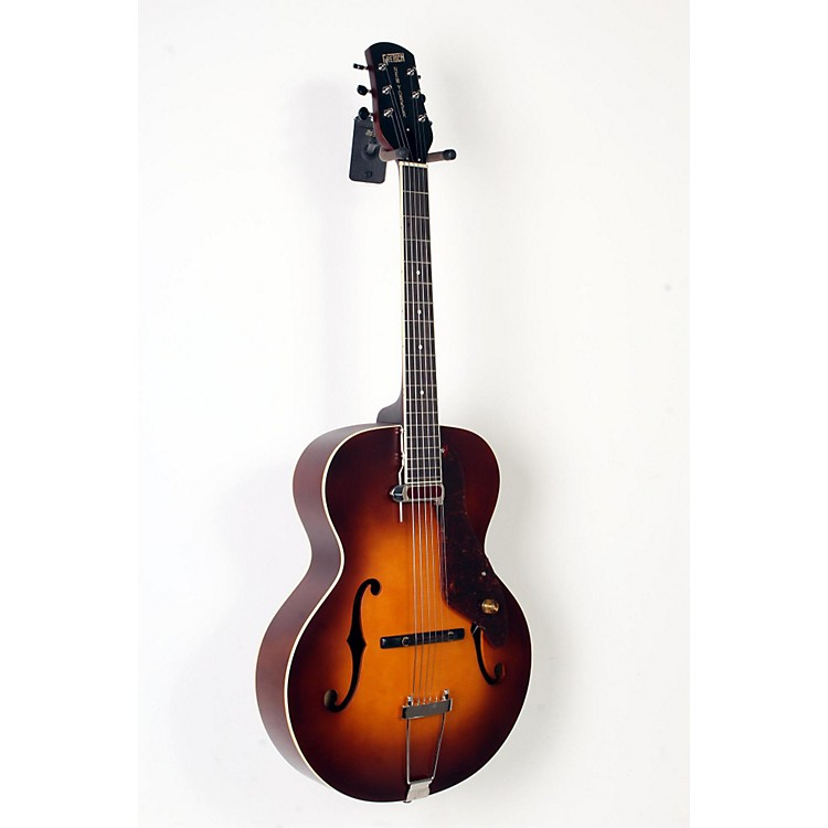 Gretsch Guitars 9555 New Yorker Archtop Acoustic-Electric Guitar Sunburst 888365901176