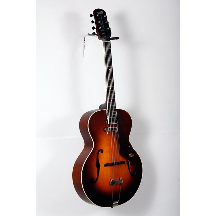 Gretsch Guitars 9555 New Yorker Archtop Acoustic-Electric Guitar Sunburst 888365903736