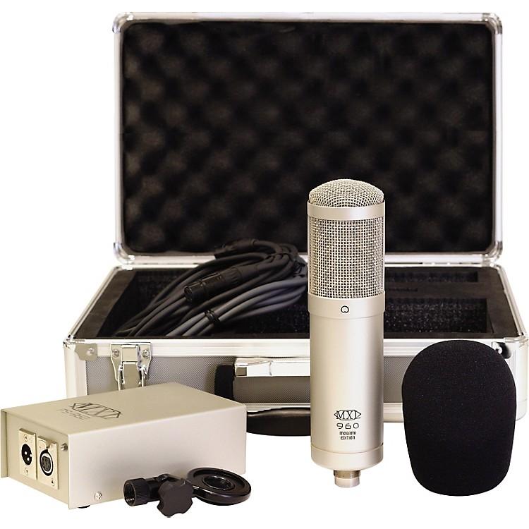 mxl 960 tube condenser microphone music123. Black Bedroom Furniture Sets. Home Design Ideas