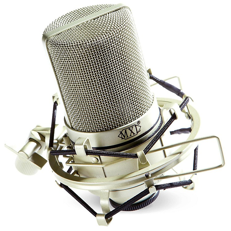 MXL990 Condenser Microphone with Shockmount