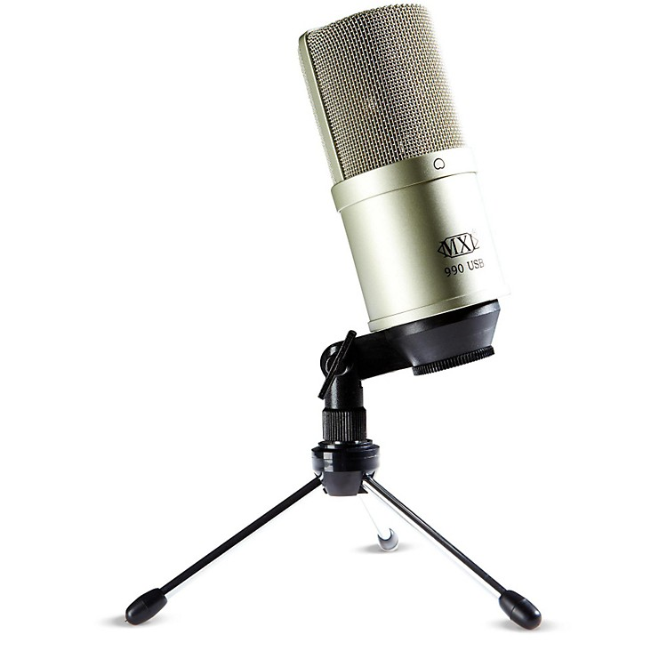 MXL 990 USB Powered Condenser Microphone  888365911847