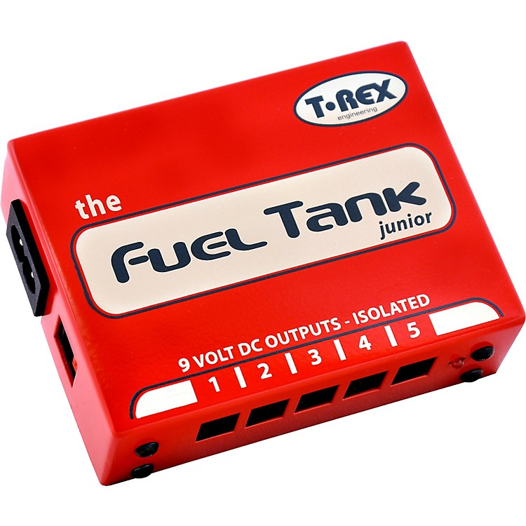T-Rex Engineering 9V Fuel Tank Junior Guitar Effects Power Supply