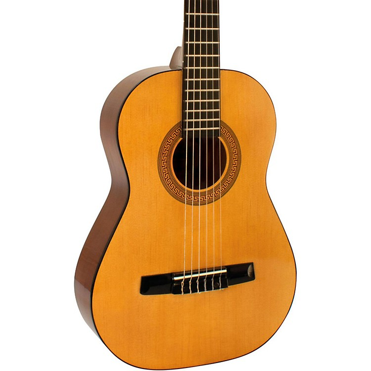 Hohner A+ 1/2 Size Nylon String Acoustic Guitar Natural
