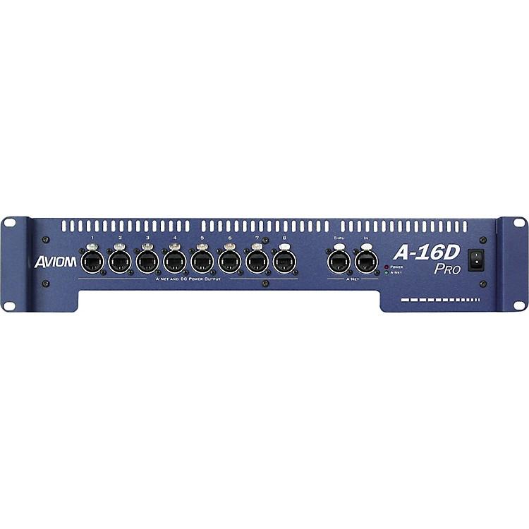 AviomA-16D Pro A-Net Distributor and DC Power Source