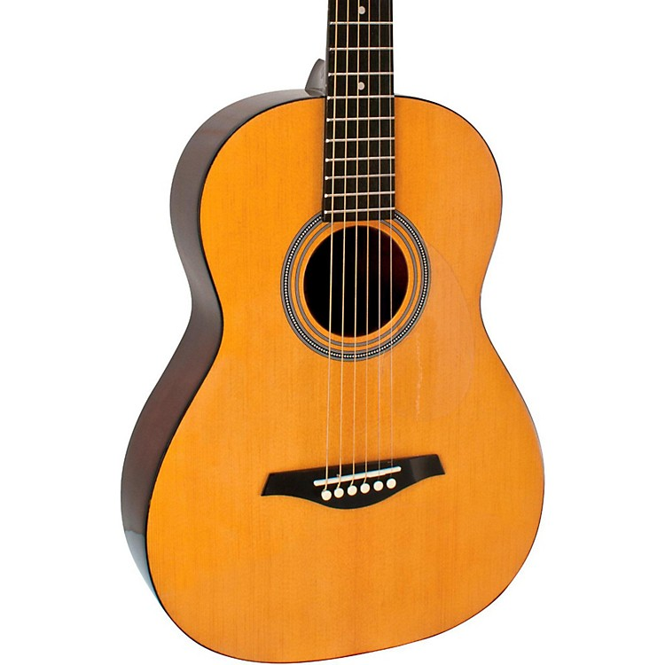 HohnerA+ 3/4 Size Steel String Acoustic GuitarNatural
