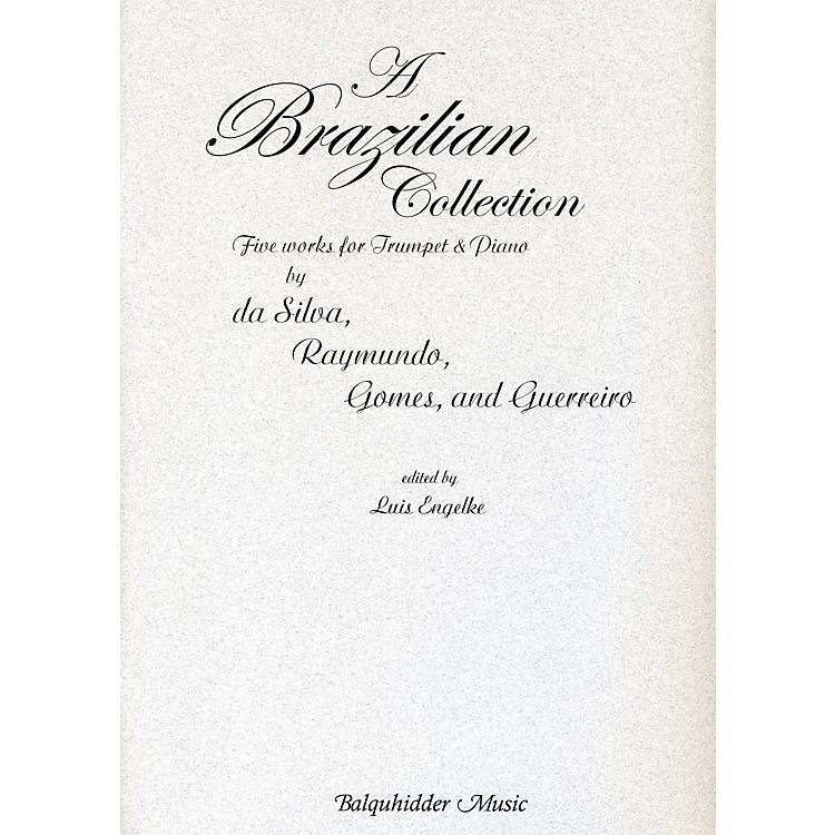 Carl FischerA Brazilian Collection Book