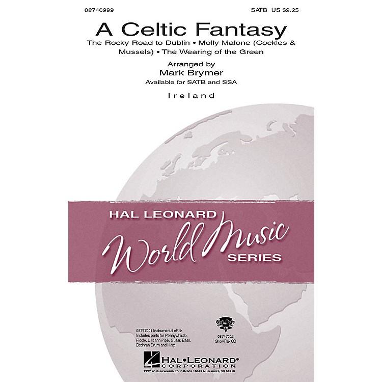 Hal LeonardA Celtic Fantasy SATB arranged by Mark Brymer