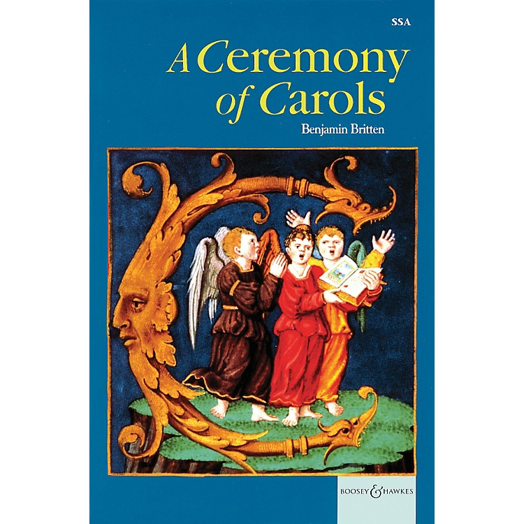 Boosey and HawkesA Ceremony Of Carols SSA Vocal Score Newly Engraved Edition
