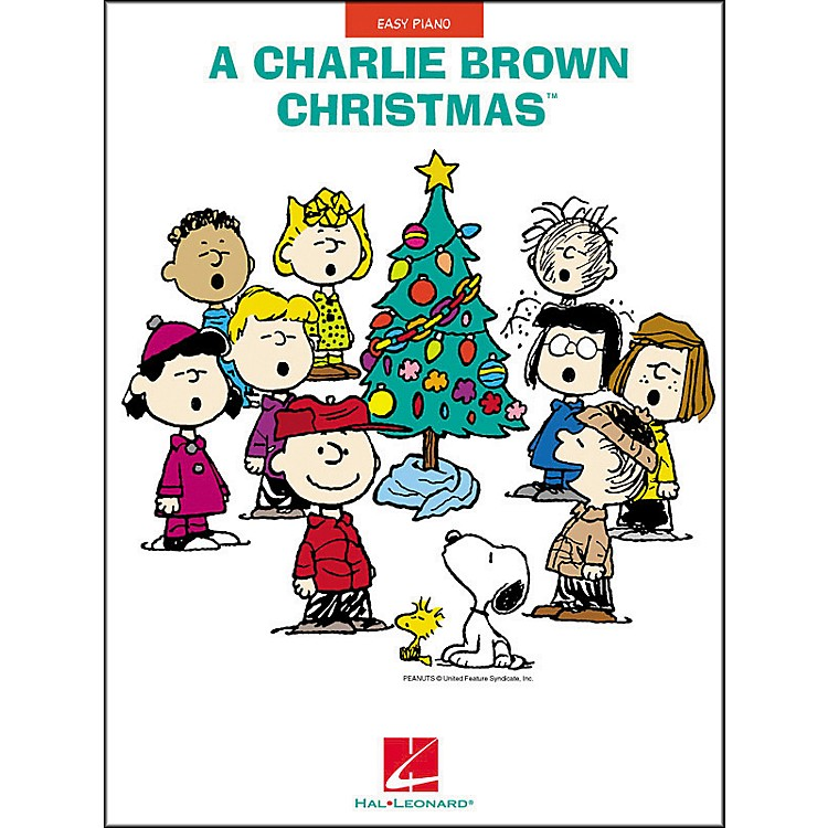 Hal LeonardA Charlie Brown Christmas For Easy Piano