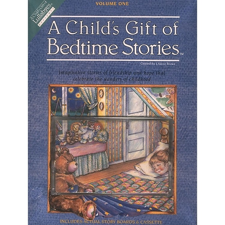 Hal Leonard A Child's Gift of Bedtime Stories Children's Series Cassette