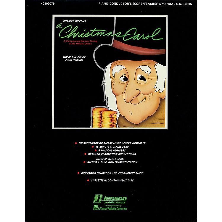 Hal LeonardA Christmas Carol (A Holiday Musical Classic) 2-Part Composed by John Higgins