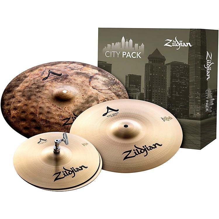 ZildjianA City Cymbal Pack