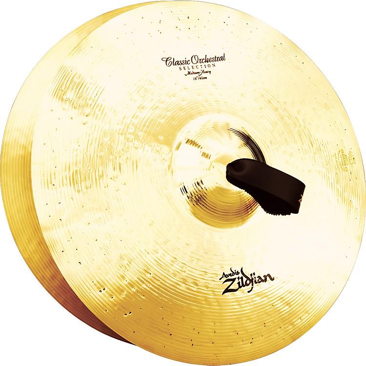 ZildjianA Classic Orchestral Medium Heavy Crash Cymbal Pair20 in.