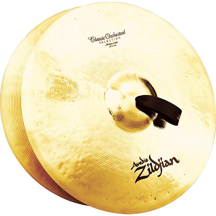 ZildjianA Classic Orchestral Medium Light Crash Cymbal Pair20 in.