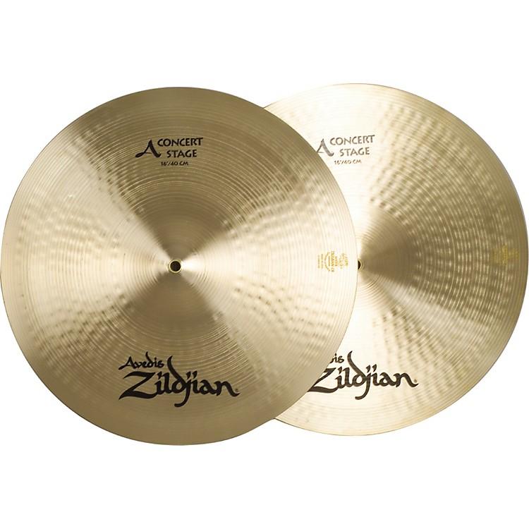 ZildjianA Concert Stage Crash Cymbal Pair20 in.