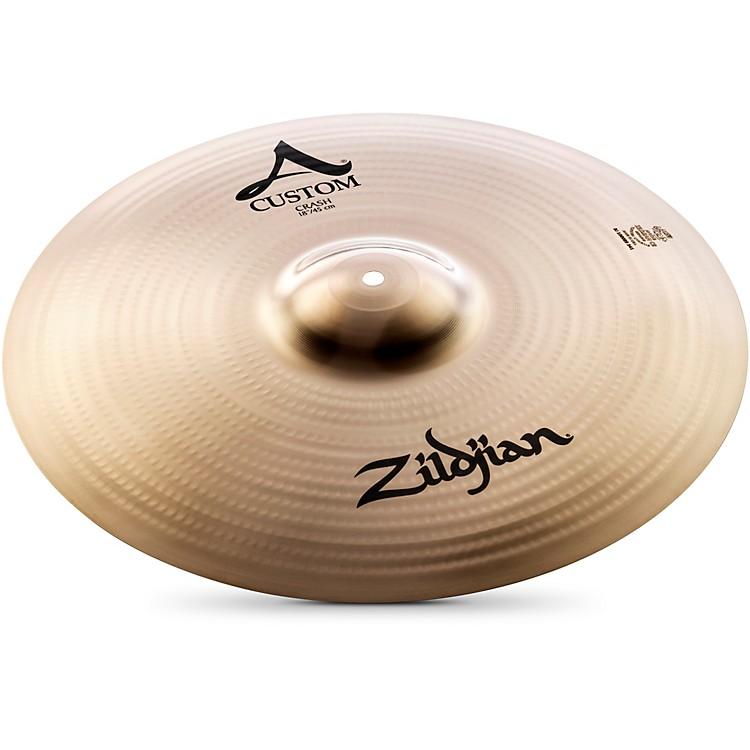 ZildjianA Custom Crash Cymbal18 in.
