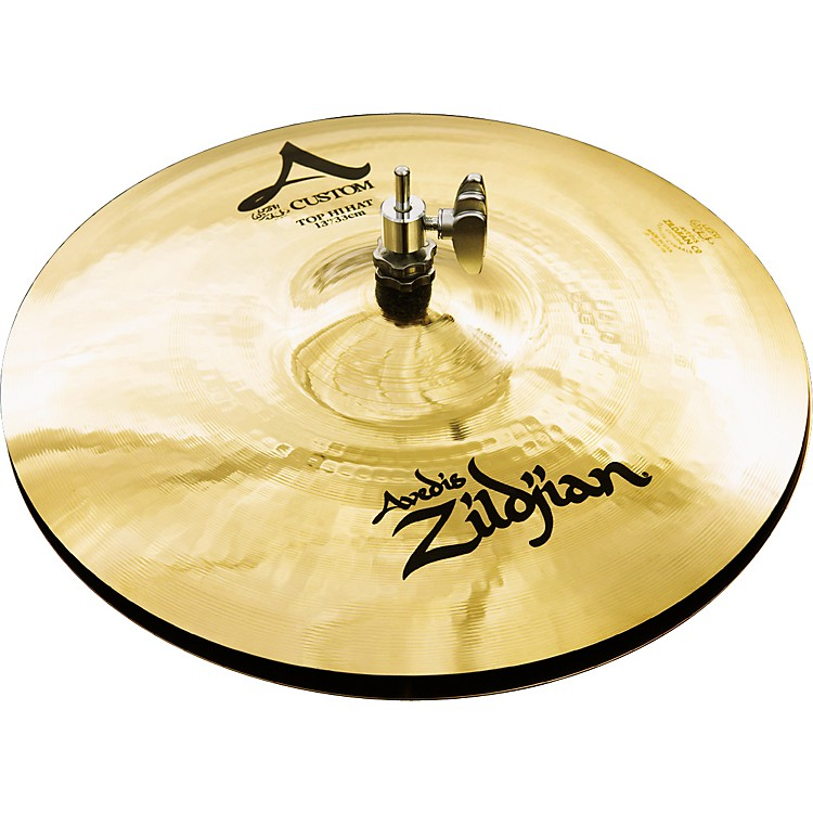 Zildjian A Custom Hi-Hat Pair  13 in.