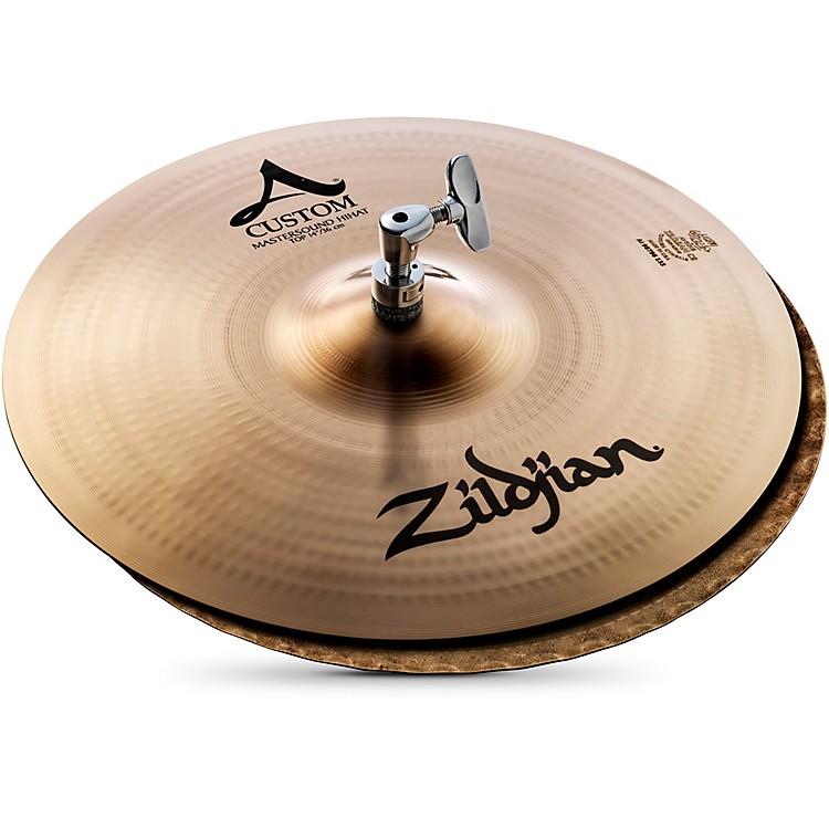 ZildjianA Custom Mastersound Hi-Hat Pair14 in.