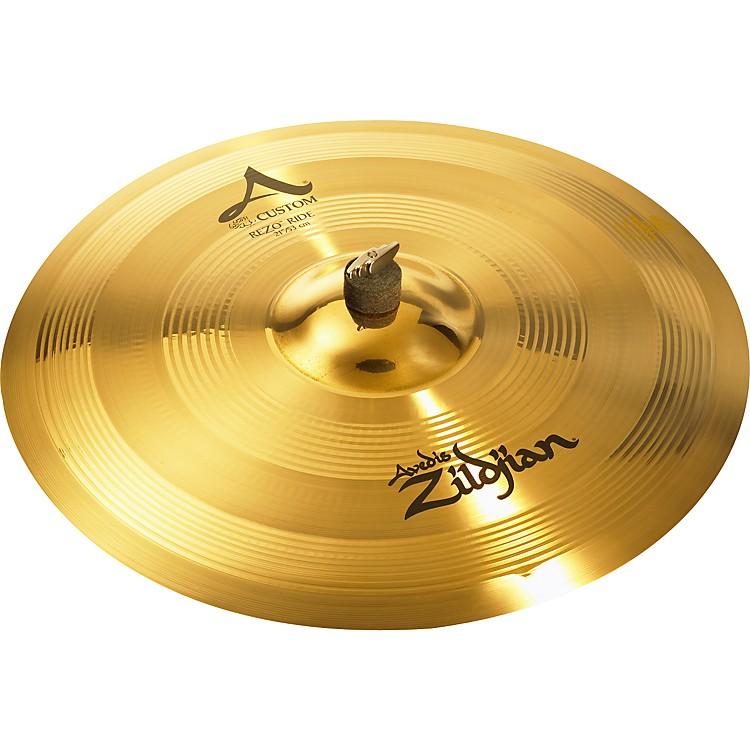 ZildjianA Custom Rezo Ride Cymbal