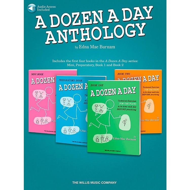 Hal LeonardA Dozen A Day Anthology