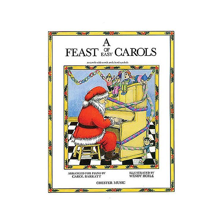 Music SalesA Feast Of Easy Carols Music Sales America Series